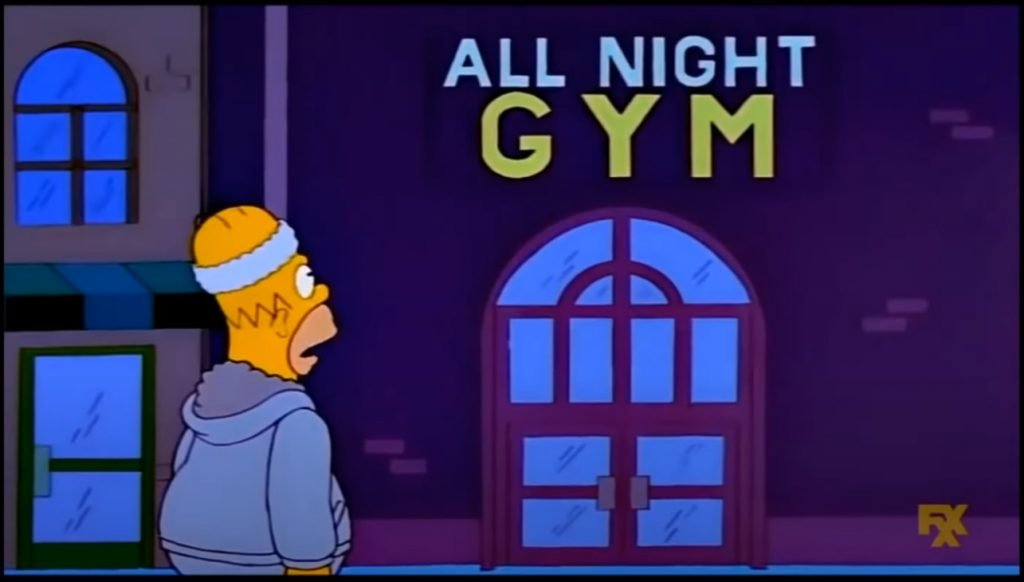 gymotivator homer what is a gym
